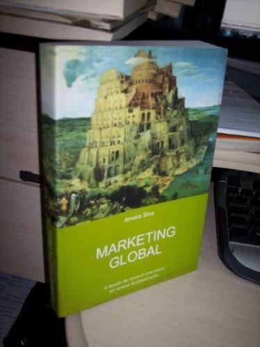 livro marketing global - amália sina