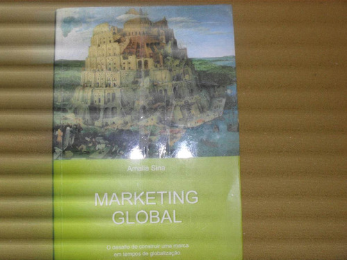 livro - marketing global  amalia sina