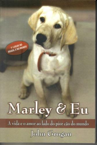 livro marley & eu - john grogan (304 páginas) esgotado !!
