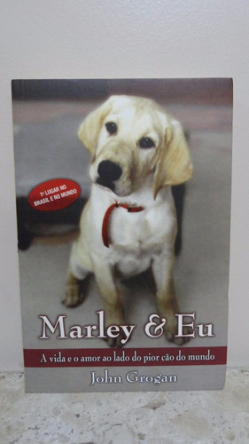 livro - marley & eu - john grogan