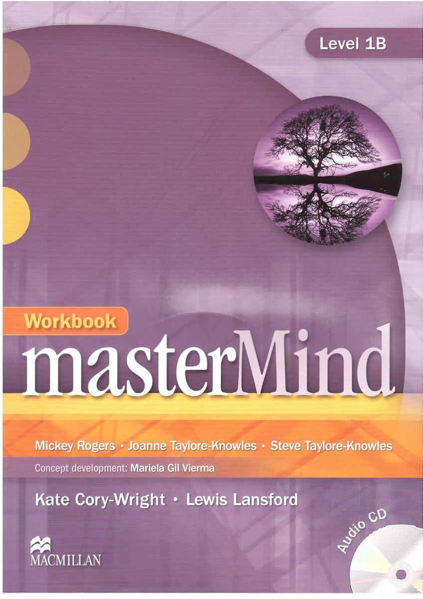 Workbooks workbook com : Livro Master Mind Level 1 B - Workbook Com Cd-rom - R$ 89,00 em ...