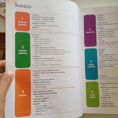 livro matemática ciência e aplicações vol1 ensino médio c2