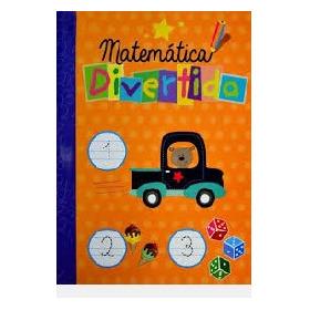 Livro Matemática Divertida Ciranda Cultural