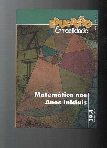 livro: matemática nos anos iniciais