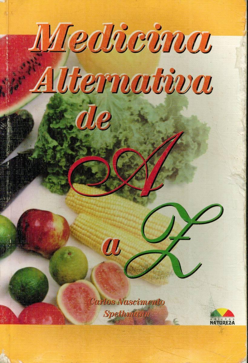 livro medicina alternativa de aaz