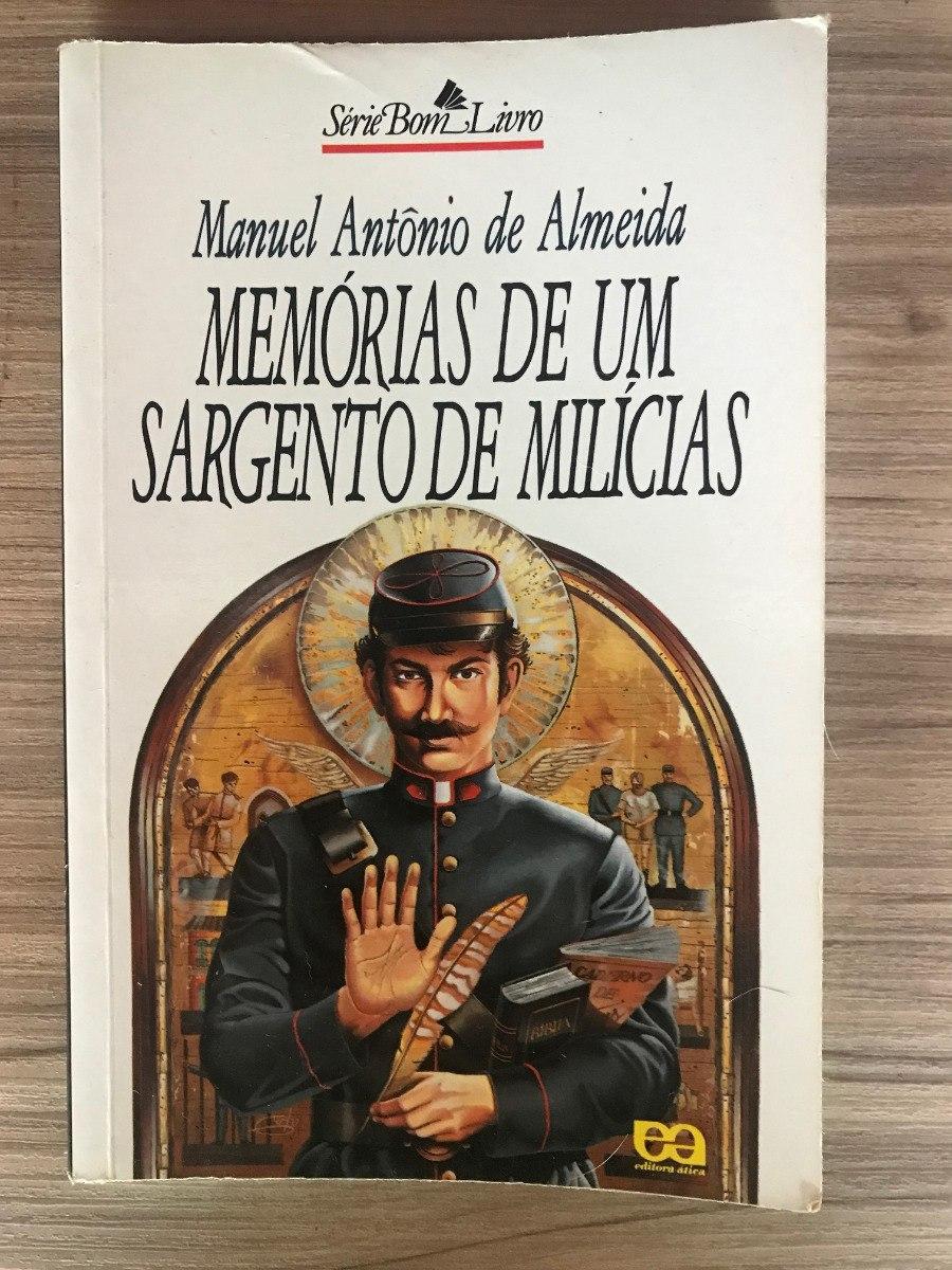 Livro Memórias De Um Sargento De Milícias Usado - R$ 19,90 em ...