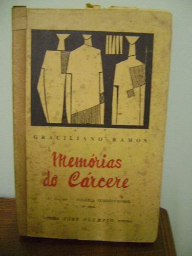 livro memórias do cárcere 3° vol colônia graciliano ramos