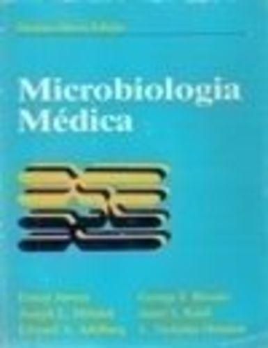 livro microbiologia médica ernest jawetz e outros
