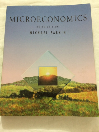 livro microeconomics  michael parkin 3a ediçao