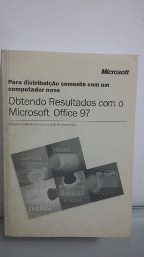 livro  microsolf obtendo resultados com o microsoft oficcer