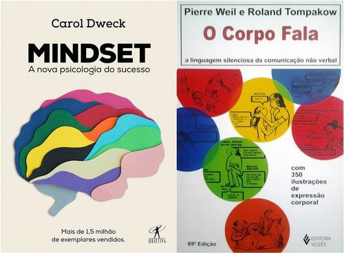 livro - mindset - o corpo fala - pierre weil