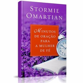 livro: minutos de oração para a mulher de fé