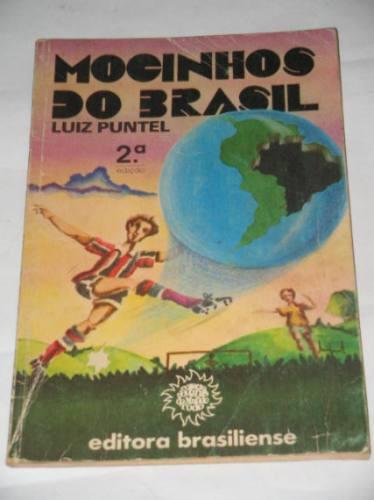 livro - mocinhos do brasil - luiz puntel