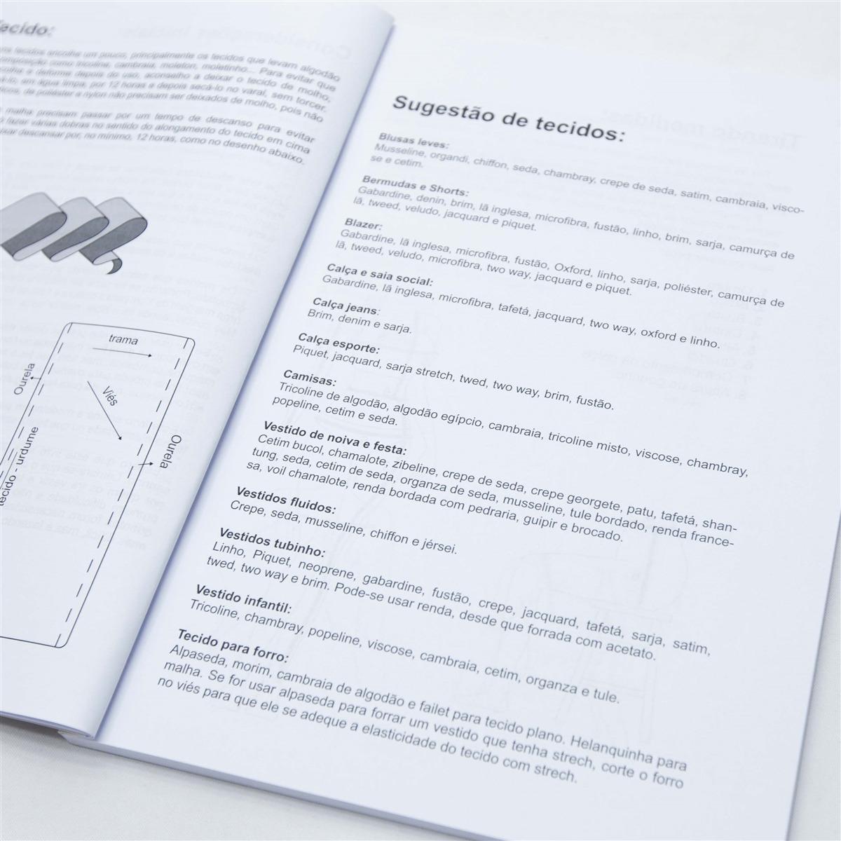 a11f0ded5 Livro Modelagem Prática Para Confecção Ed.5ª - Marlene Mukai - R$ 79 ...