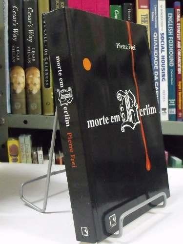 livro - morte em berlim - pierre frei