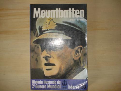 livro - mountbatten - líderes 20 - arthur swinson