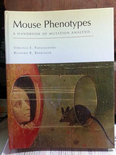 livro mouse phenotypes a handbook of mutation analysis