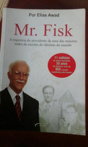 livro mr. fisk elias   awad