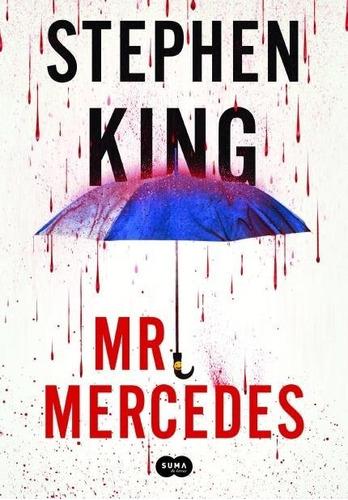 livro mr mercedes - stephen king suspense terror novo §