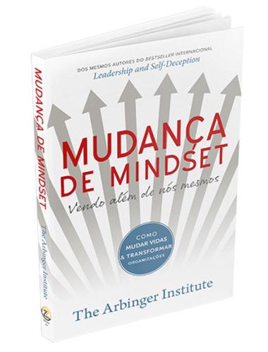livro mudança de mindset - vendo além de nós mesmos