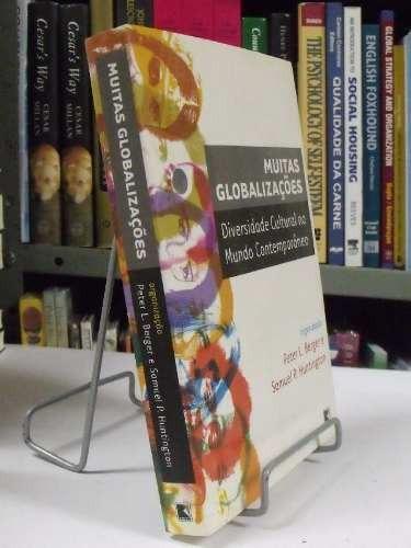 livro - muitas globalizações