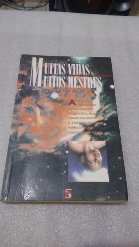 livro muitas vidas muitos mestre
