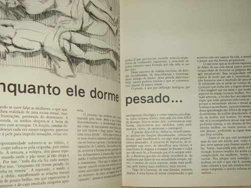 livro mulher, sexo no feminino - ilustrado por miguel paiva