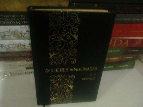 livro -  mulheres apaixonadas  d. h lawrence