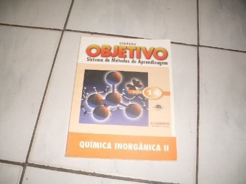 livro nº 14 - -química inorgânica ii