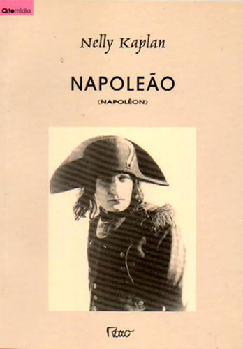 livro napoleão nelly kaplan cinema video tv abel gance