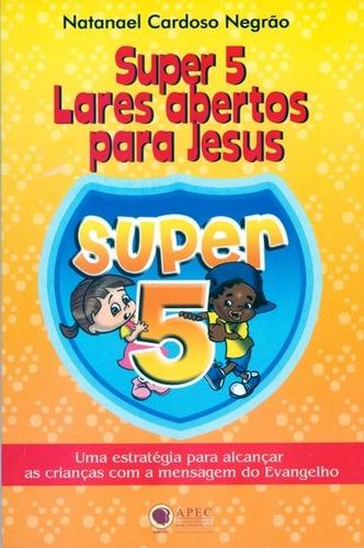 livro natanael negrão - lares abertos para jesus