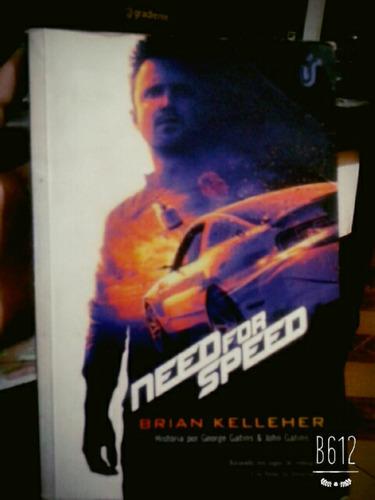 livro need for speed