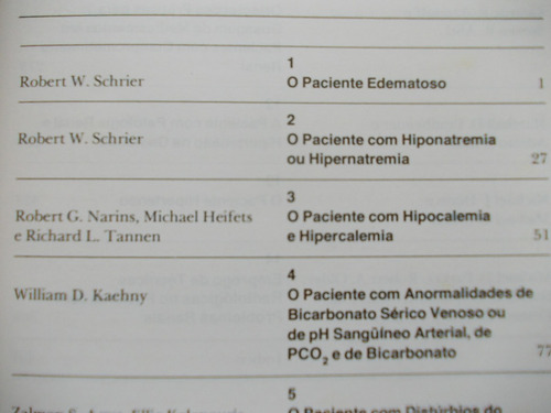 livro - nefrologia - robert w. schrier