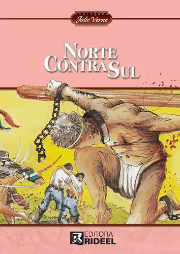 livro - norte contra sul - julio verne