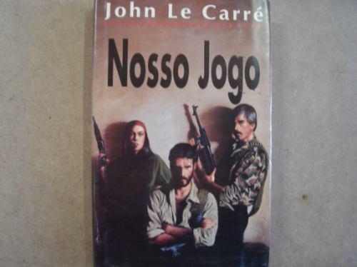 livro nosso jogo john le carré c7