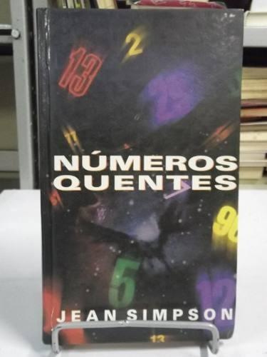 livro - números quenter - jean simpson