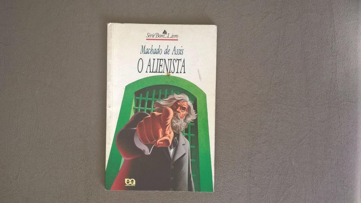 Livro - O Alienista - R$ 13,00 em Mercado Livre