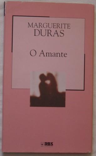 livro o amante - marguerite duras - publicações rbs.