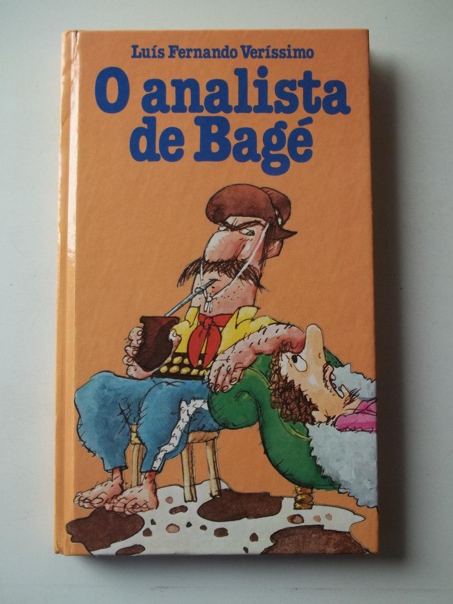 livro analista de bage