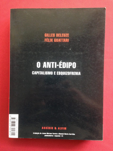 livro - o anti-édipo - capitalismo e esquizofrenia