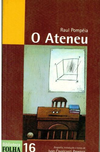 livro o ateneu raul pompeia