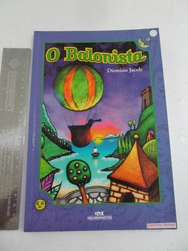 livro o balonista dionizio jacob arte som