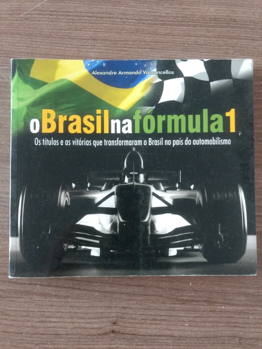 ee1c212d80 livro o brasil na fórmula 1 (alexandre armando vasconcellos). Carregando  zoom.