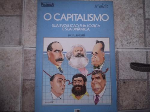 livro o capitalismo