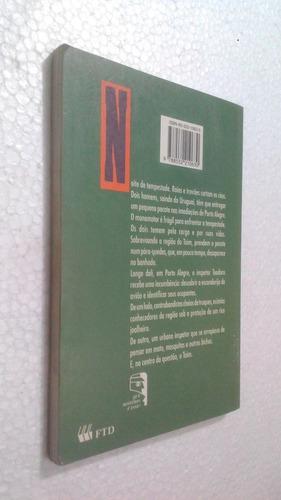 livro o caso do contrabando do taim - antonio hohlfeldt