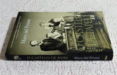 livro o castelo de papel mary del priore