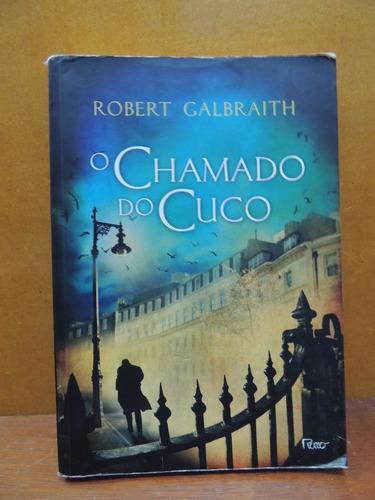 livro o chamado do cuco robert galbraith
