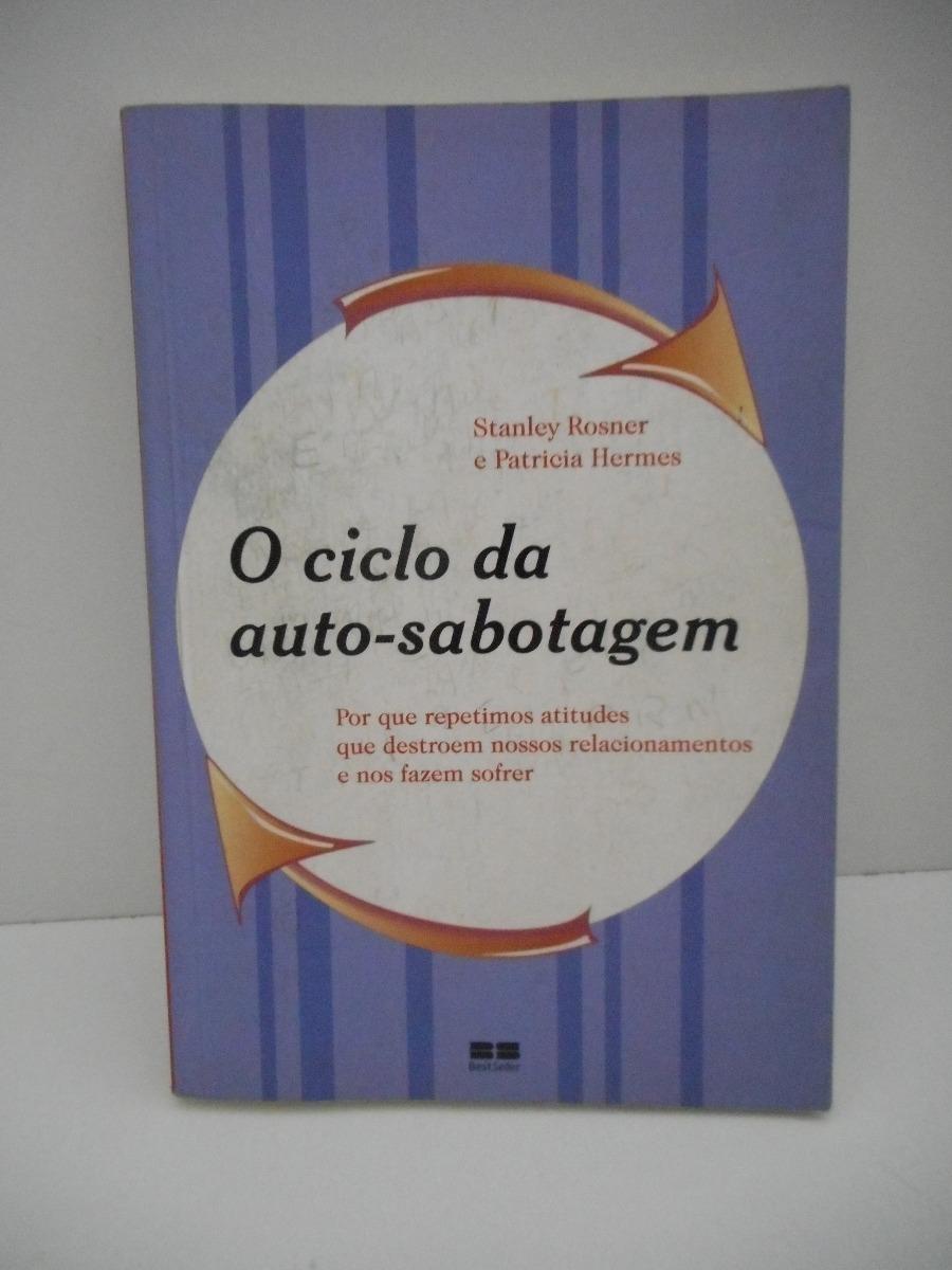 livro auto sabotagem