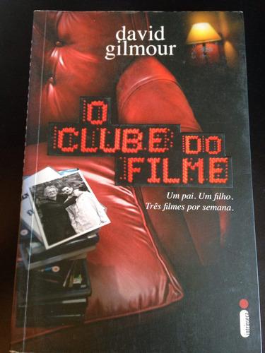 livro o clube do filme
