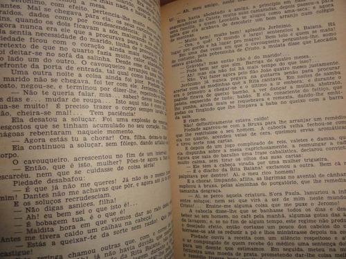livro:  o cortiço - aluísio de azevedo
